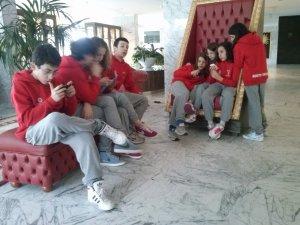 In albergo